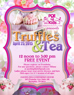 Truffles & Tea